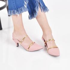 Beli Bebbishoes Beth Heels Pink Cicil