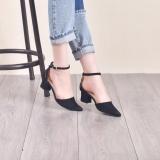 Ulasan Lengkap Bebbishoes Slight Heels Black