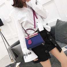 Kelly Korea Fashion Style Perempuan Baru Tas Model Hermes Tas Kecil (Merah Muda)