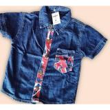 Jual Kemeja Anak Jeans Online Indonesia