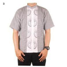Kemeja | Baju | Koko Batik Azril Motif