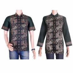 Harga Kemeja Batik Blouse Batik Couple Batik Couple Hijau Marlow Jean Baru