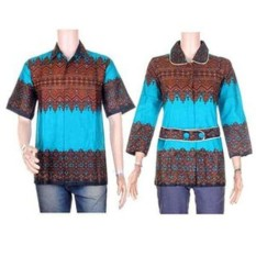Kemeja Batik | Koko Batik | Sarimbit Batik | Couple Batik Ramos Irma