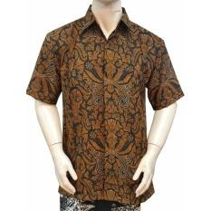 Spesifikasi Kemeja Batik Pria Grosir Baju Batik Solo De 02 Solo Batik Batik Lengan Pendek Premium Paling Bagus