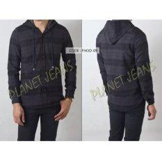 Kemeja Flanel Model Jaket Sweater Hoodie