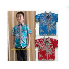 Kemeja / Hem / Atasan / Baju / Anak Laki Laki Batik 1375