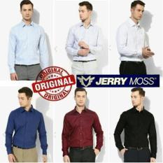 Kemeja Kerja Formal Original Jerry Moss