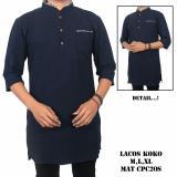 Spesifikasi Kemeja Koko Baju Muslim Pria Dan Harganya