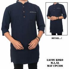 Beli Kemeja Koko Baju Muslim Pria Yang Bagus