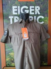 Kemeja Lap. Eiger H33815 Blck Borneo Kalamantara