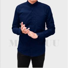 Toko Kemeja Lengan Panjang Polos Fashion Pria Premium Termurah