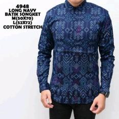 Harga Kemeja Pria Batik Bl Kemhol Motif0765 Dan Spesifikasinya