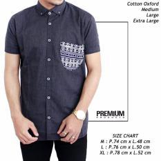 Harga Kemeja Slimfit Distro Walexa Premium Walexa Clothing Ori