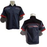 Spesifikasi Kemeja Vixion Bikers Yamaha Riders Distro Motor Bonus Stiker Merch Cadel Bandung Murah Berkualitas