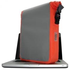 Kena Kai DRI Tahan Air 15.4. Notebook Lengan Komputer, Grey/Orange, Satu Ukuran-Intl