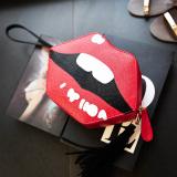 Review Pada Ulzzang Lucu Perempuan Baru Berpohon Tas Tas Tas Merah
