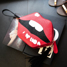 Beli Ulzzang Lucu Perempuan Baru Berpohon Tas Tas Tas Merah Terbaru