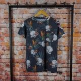 Harga Kepribadian Bunga Cetak Teman T Shirt Warna Gambar Yang Murah