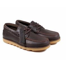 Harga Kerak Store Sepatu Wolf Maltese Sepatu Kulit Asli Brown Termahal