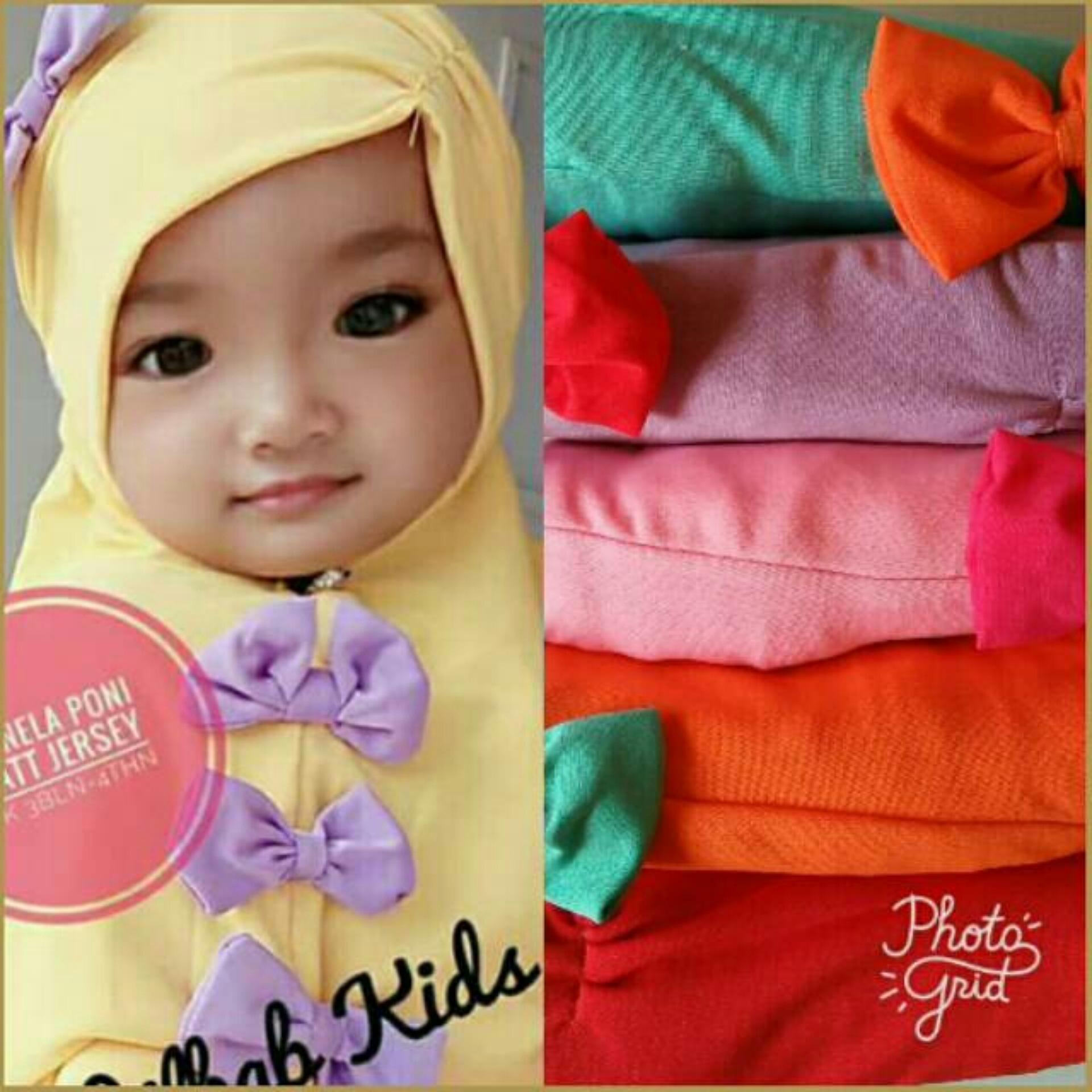 Sale Stock Kerudung Anak Bayi Jilbab Anak Bayi Jilbab Bayi