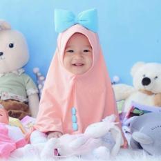 ... Jilbab Bayi / Hijab Pashmina Instan AnakIDR28500. Rp 28.500