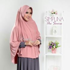 Promo Kerudung Hijab Jilbab Instan Khimar Syari Polos Simplina Murah