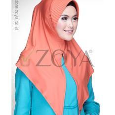 Kerudung Instan Casual Wanita Muslim Alia HL Casual by Zoya