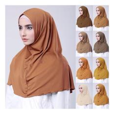 Kerudung Instan Jilbab Murah Hijab Kaos Premium