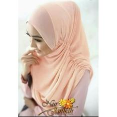 Kerudung Instan Nurjanah  Jilbab Cantik  Hijab Unik  Modern Design