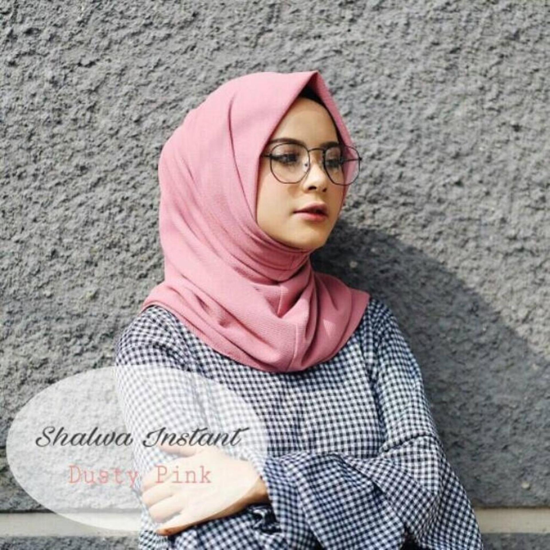 Produk Promo Terlaris Jilbab Instant Siria Tammia Toko Fashion Kerudung Instan High Quality Hijab Salwa