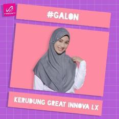 Kerudung / Jilbab Rabbani Great Innova LX ( Size M )