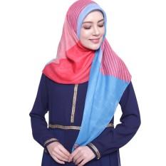 Kerudung Zoya Hijab Segiempat - Briana Scarf