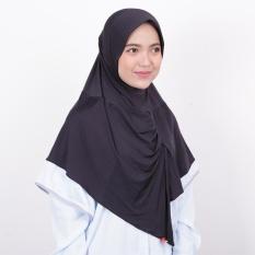 Kerudung Zoya Jilbab Instan - Kalila Filia Black