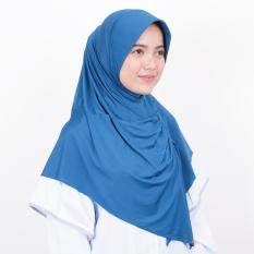 Harga Kerudung Zoya Jilbab Instan Kalila Filia Monacron Blue Merk Zoya