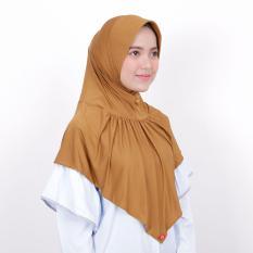 Beli Kerudung Zoya Jilbab Instan Kalila Nalanie Dark Gold Seken