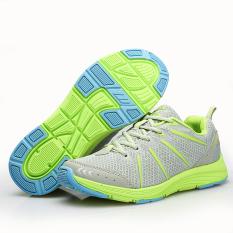 Harga Keta Sepatu Running Sepatu Wanita Olahraga Keta 658 Abu Hijau Baru