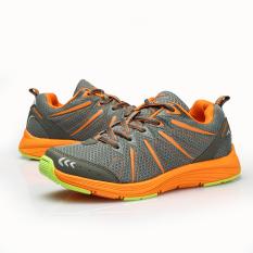 Beli Keta Sepatu Running Sepatu Wanita Olahraga Keta 658 Abu Orange Secara Angsuran