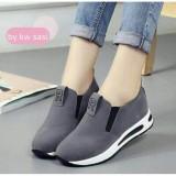 Review Toko Kets Casual Sport Sepatu Wanita Ukuran 36 Online