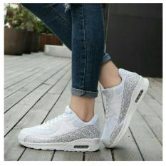 Kets Sporty White Cheetah