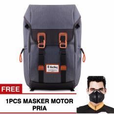 Beli Key Bag Prodigers Glasgow Backpack Grey K71 Free Masker Motor Pria Online Murah