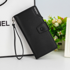 Ulasan Tentang Keyi Perempuan Multifungsi Model Perempuan Wallet Handphone Hitam