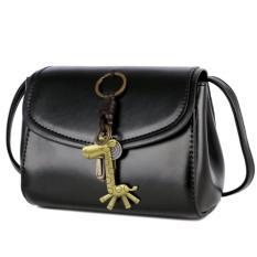 Spesifikasi Kgs Tas Selempang Wanita Impor Mini Formal Casual Bee Zeraph Sling Bag Hitam