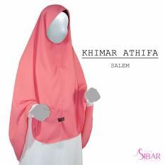 Jual Khimar Jilbab Sar I Hijab Instant Athifa Salem Branded
