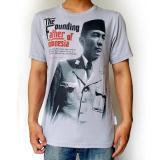 Review Ki Rangan Kaos Soekarno K Hitam Di Banten