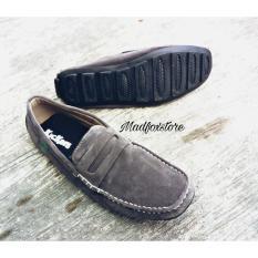 Kickers Classico  - Sepatu sandal selop  Clothing series Slop Slipon Sandal Kasual Tanpa Tali Pria Cowok Simpel Gaya Fashion vintage
