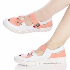 Kickers Orange Sepatu Kode 025 - KW