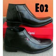 kickers sepatu pantofel pria kulit asli kickers formal dinas kantor pakalolo