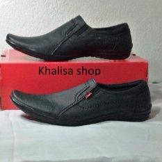 Berapa Harga Kickers Sepatu Pria Kulit Asli Model Kr 666 Black Di Dki Jakarta