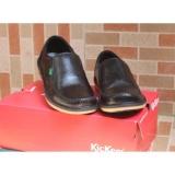 Harga Kickers Sepatu Pria Slip On Kulit Asli Model Kr 4452 Yang Murah
