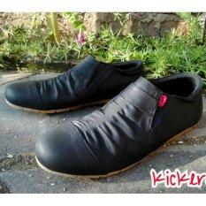 Kickers Wrinkle Black